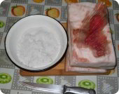 Кулинария: Сало для засолки