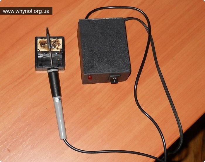 Радиотехника: Мини паялник