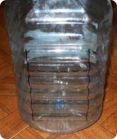 Прочее: Бутылка с разметкой для входа