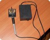 Электроника и Радиотехника: Мини паялник в сборе