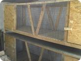 Животноводство и птицеводство: Сенники клетки для кроликов