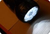 Мой опыт ремонта: Светодиодный фонарик после ремонта