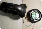 Мой опыт ремонта: Светодиодный фонарик разобранный