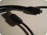 Мой опыт ремонта: USB кабель после ремонта - приближено