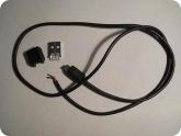 Мой опыт ремонта: USB кабель со снятым корпусом