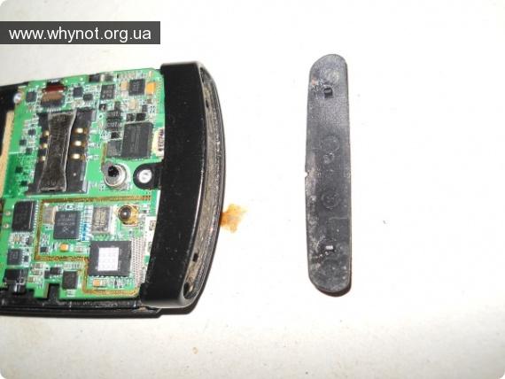 Мой опыт ремонта: Сняли нижнюю накладку