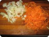 Кулинария: Лук и морковь для борща