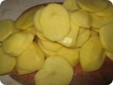 Кулинария: Порезанная картошка