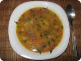 Кулинария: Готовый гороховый суп