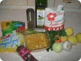 Кулинария: Ингредиенты для горохового супа