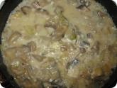 Кулинария: Готовый картофель с грибами