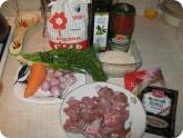 Кулинария: Ингредиенты для приготовления плова