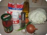Кулинария: Ингредиенты для приготовления тушеной капусты