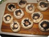 Кулинария: Шляпки грибов