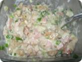 Кулинария: Масса для фарширования грибов