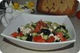 Кулинария: Греческий салат - фото
