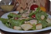 Кулинария: Салат Цезарь - фото