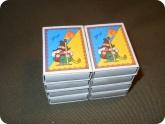 Поделки: Склеена коробка-органайзер